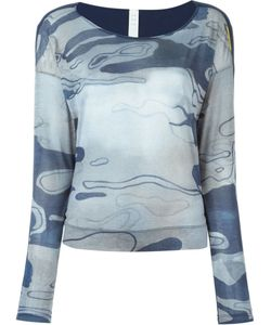 Sàpopa | Printed Longsleeved Top