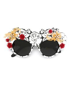 Dolce & Gabbana | Mamas Brocade Limited Edition Sunglasses