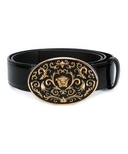 Versace | Baroque Medusa Buckle Belt