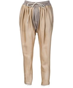 Vivienne Westwood Gold Label | Drawstring Sarouel Trousers