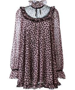 GIAMBA | Платье-Туника С Бантом
