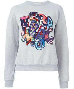 Salvatore Ferragamo | Logo Patch Sweatshirt