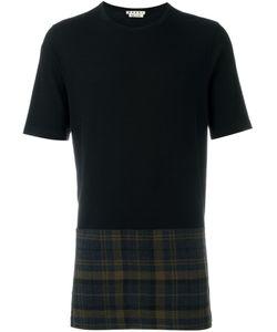 Marni | Tartan Panel T-Shirt