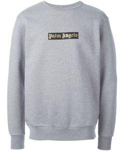 PALM ANGELS | Толстовка С Принтом-Логотипом