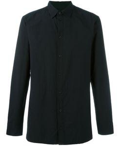 Helmut Lang | Рубашка С Панельным Дизайном