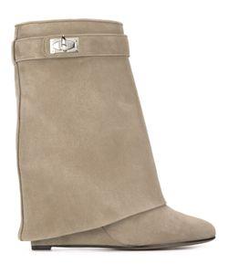 Givenchy | Shark Lock Mid-Calf Boots