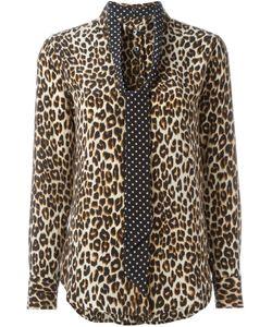 Equipment By Kate Moss | Рубашка С Леопардовым Принтом