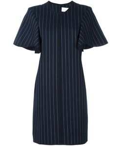 Victoria, Victoria Beckham | Платье В Мелкую Полоску