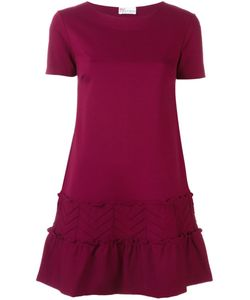 Red Valentino | Платье С Оборками