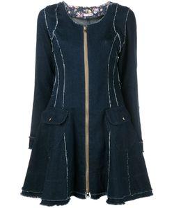 Natasha Zinko | Расклешенное Джинсовое Платье