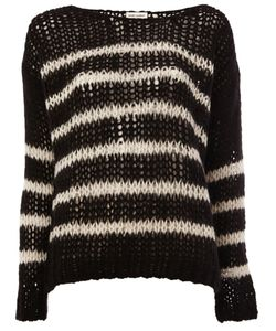 Saint Laurent | Open Knit Sweater