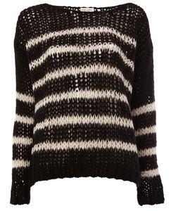 Saint Laurent | Open Knit Sweater