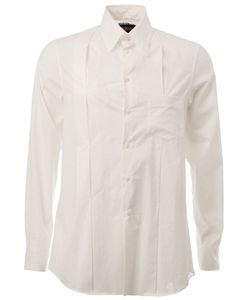 UMA WANG   Плиссированная Рубашка