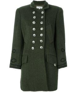 Dolce & Gabbana | Пальто С Вышивкой