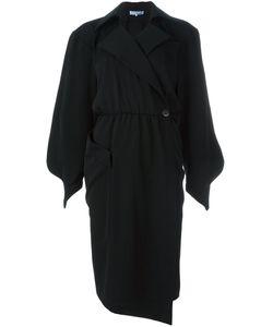 THIERRY MUGLER VINTAGE | Асимметричное Пальто