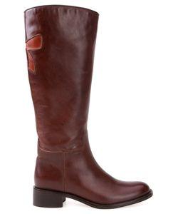 Sarah Chofakian | Low-Heel Boots