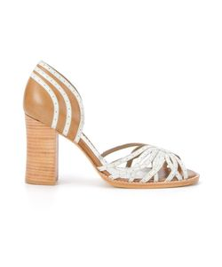 Sarah Chofakian | Leather Sandals