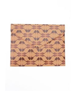 Sarah Chofakian | Abstract Print Clutch Bag