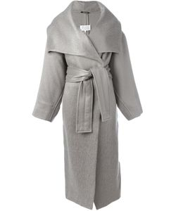 Maison Margiela | Belted Long Coat