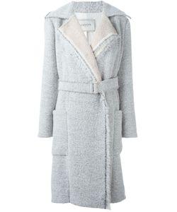 Lanvin | Пальто С Заниженной Линией Плеч