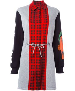 Moschino | Платье С Панельным Дизайном