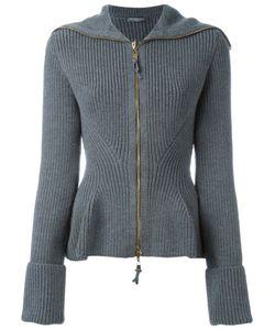 Alexander McQueen | Peplum Knit Jacket