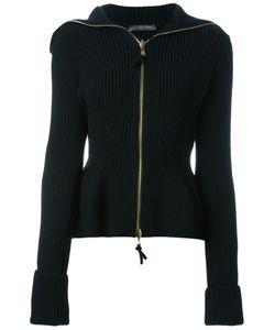 Alexander McQueen | Knit Peplum Jacket