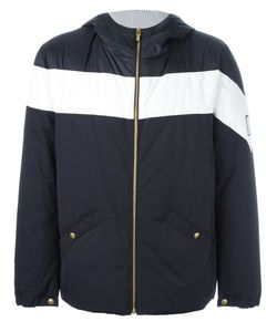Moncler Gamme Bleu | Hooded Two Tone Jacket