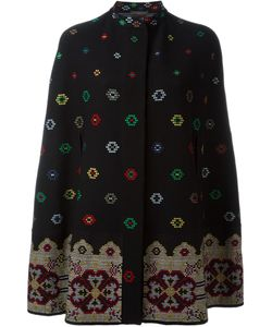 Alexander McQueen | Cross Stitch Cape