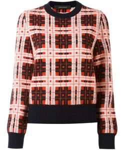 Cedric Charlier | Cédric Charlier Checked Jumper