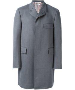 Thom Browne | Однобортное Пальто