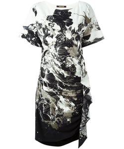 Roberto Cavalli | Print Kimono Dress