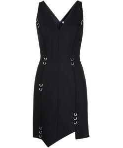 Mugler | Платье C V-Образным Вырезом