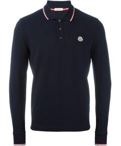 Moncler | Long Sleeve Polo Shirt