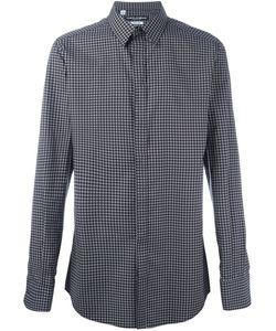 Dolce & Gabbana | Рубашка В Мелкую Клетку