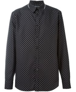 Alexander McQueen | Рубашка С Узором В Виде Черепа