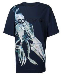 JUUN.J | Robot Print T-Shirt