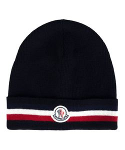 Moncler | Striped Trim Beanie