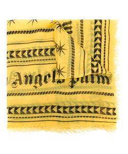 PALM ANGELS | Шарф С Геометрическим Узором