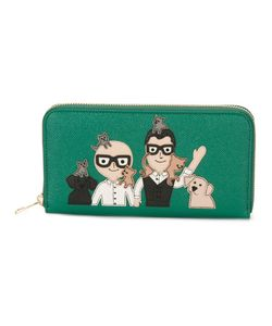 Dolce & Gabbana | Designers Patch Wallet