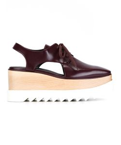 Stella Mccartney | Elyse Cut-Out Shoes