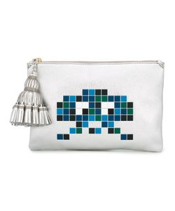 Anya Hindmarch | Space Invaders Clutch