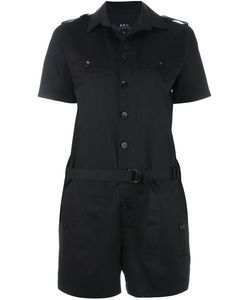 A.P.C. | Belted Playsuit