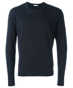 Versace Collection | Half Medusa Long Sleeved T-Shirt