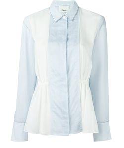 3.1 Phillip Lim   Рубашка С Панельным Дизайном