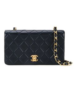 Chanel Vintage   Стеганая Сумка На Плечо