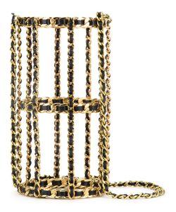Chanel Vintage | Сумка-Клетка На Плечо