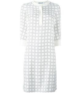 Christian Dior Vintage   Платье В Клетку