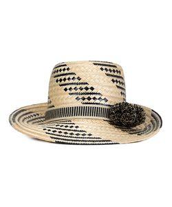 YOSUZI | Siruma Woven Hat