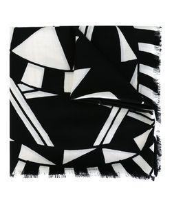 Givenchy | Шарф С Цветочным Принтом